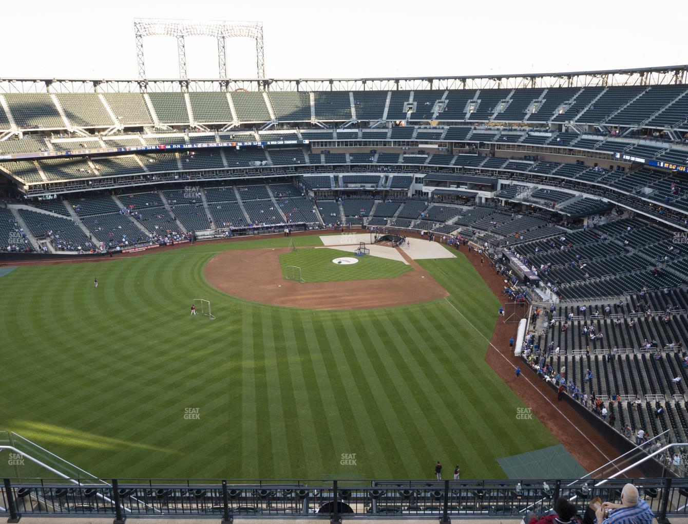 Citi Field Section 535 Seat Views | SeatGeek