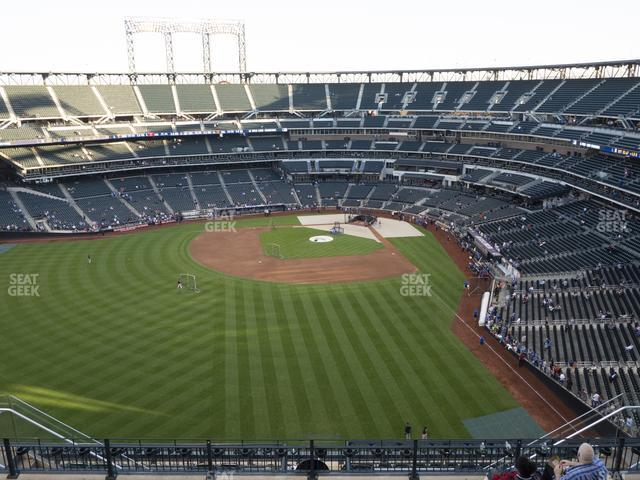 Citi Field Section 535 view