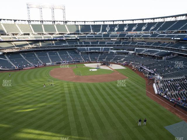 Citi Field Section 434 view