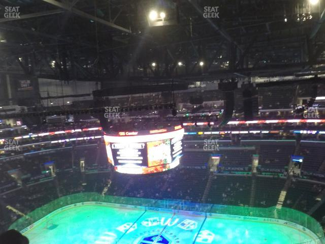 Staples Center Section 333 view