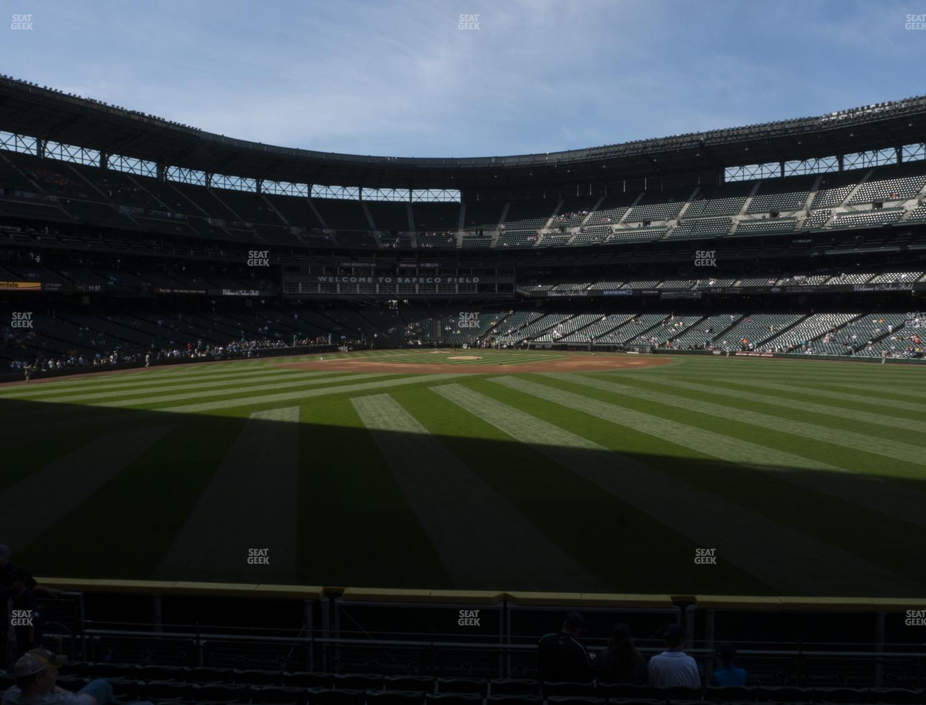 Seattle Mariners at T-Mobile Park Section 103 View