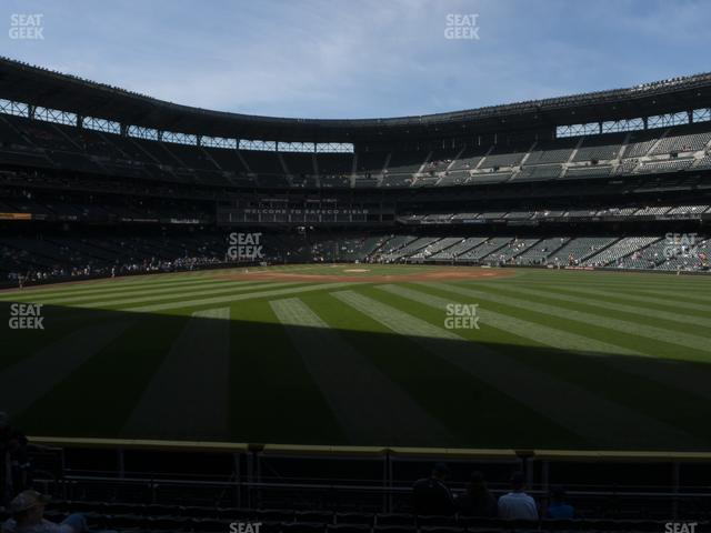 T-Mobile Park Section 103 view