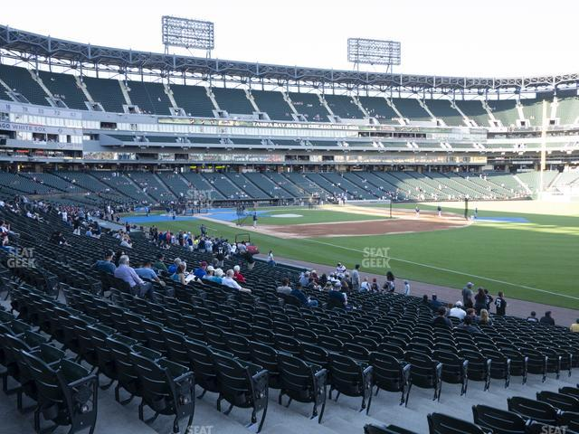 Guaranteed Rate Field Section 114 view