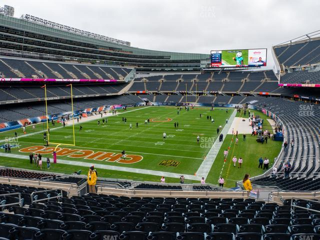 Soldier Field Section 249 view