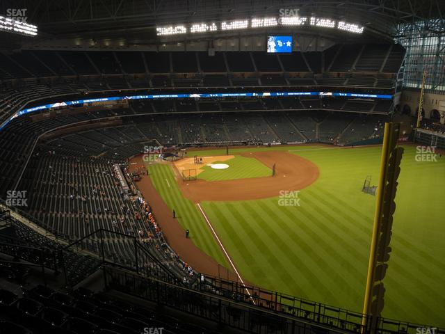 Minute Maid Park Section 436 view