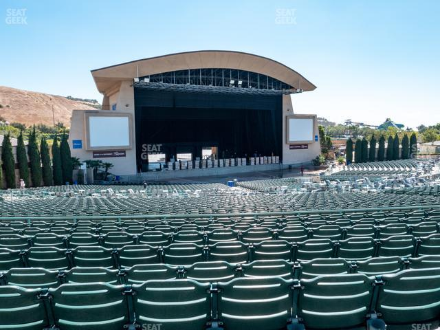 North Island Credit Union Amphitheatre Upper 304 view