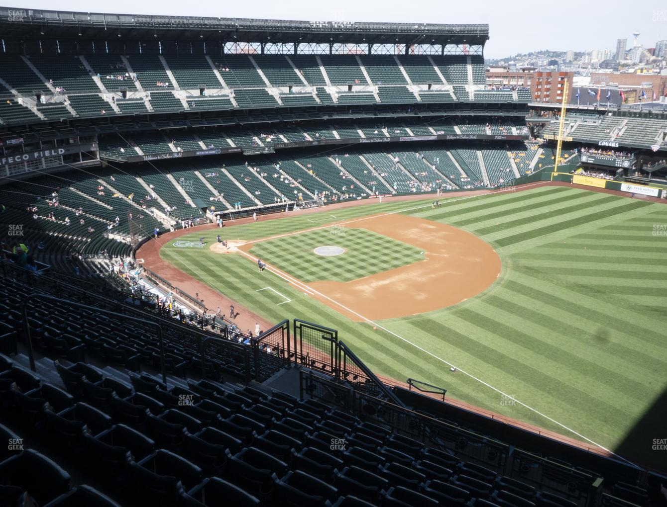 Seattle Mariners at T-Mobile Park Section 315 View