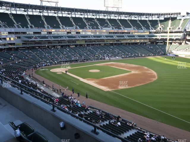 Guaranteed Rate Field Section 316 view