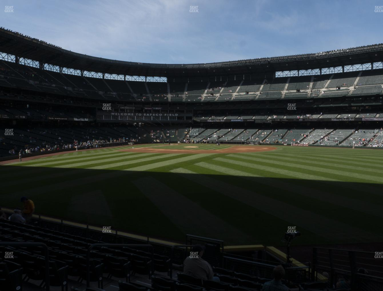 Seattle Mariners at T-Mobile Park Section 105 View