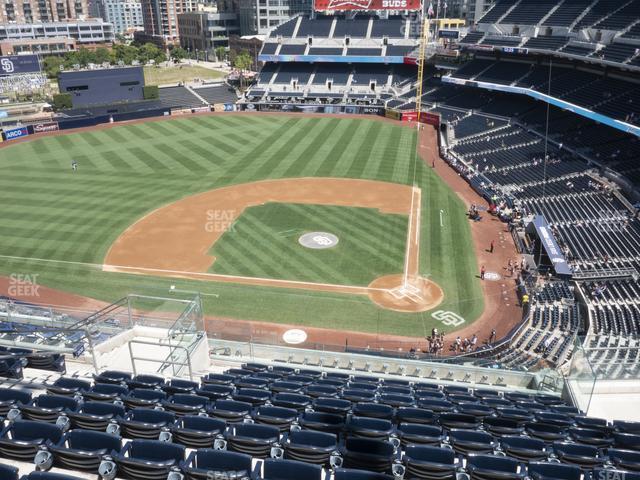 Petco Park Section 308 view