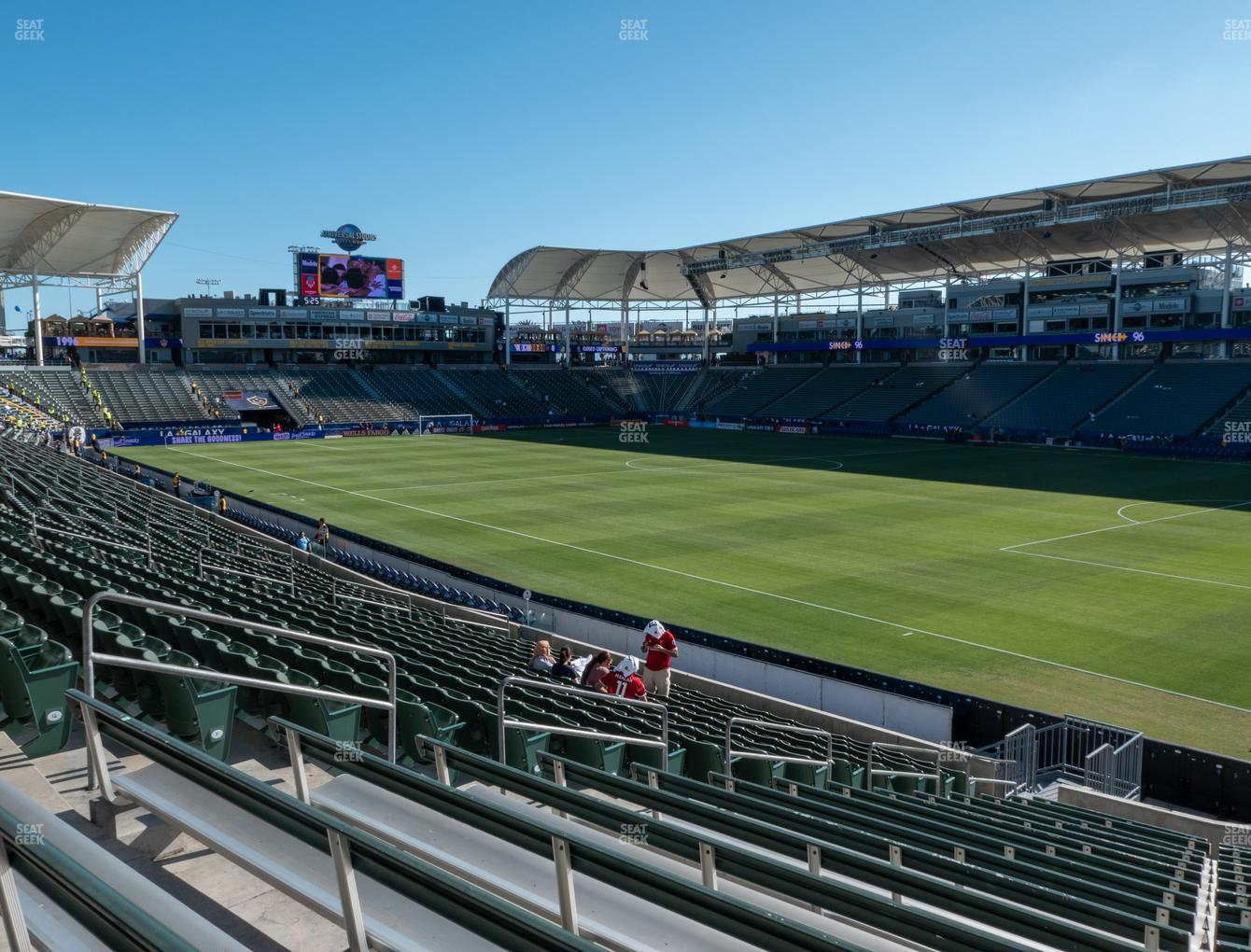 Dignity Health Sports Park Section 127 Seat Views   SeatGeek