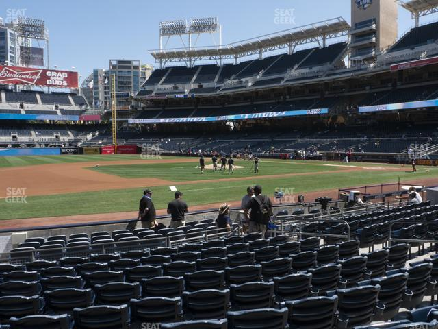 Petco Park Section 112 view
