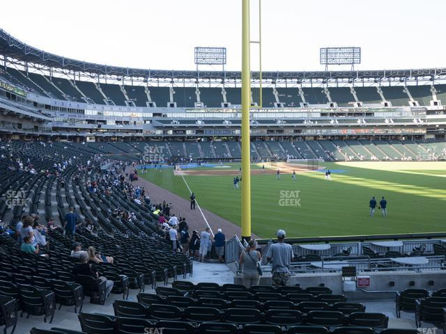 Guaranteed Rate Field Section 108 view