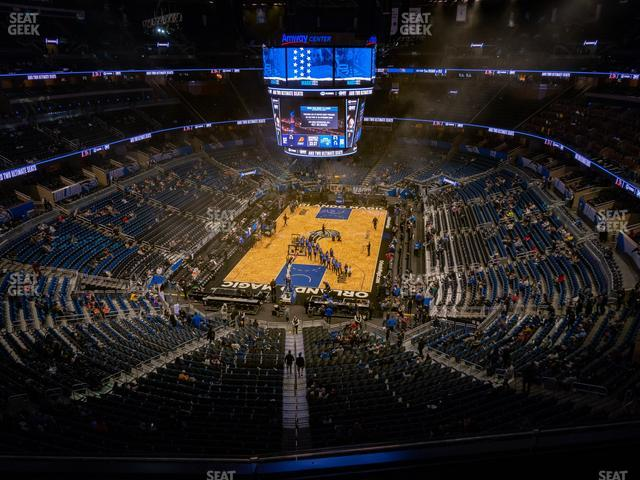 Amway Center Section 232 view