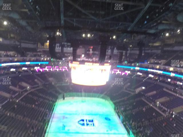 Staples Center Section 310 view