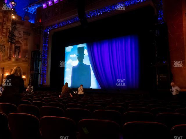 Saenger Theatre - New Orleans Orchestra Right view