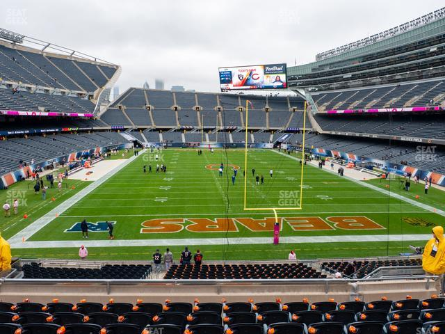 Soldier Field Section 223 view