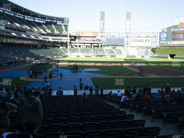 Guaranteed Rate Field Section 127 view