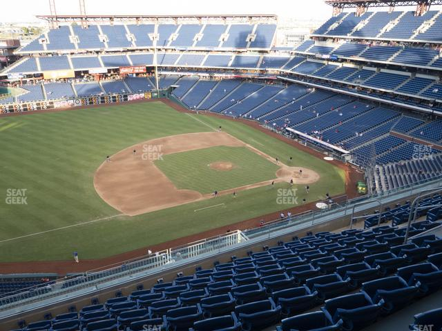 Citizens Bank Park Section 428 view