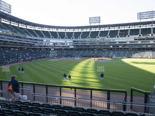 Guaranteed Rate Field Section 104 view