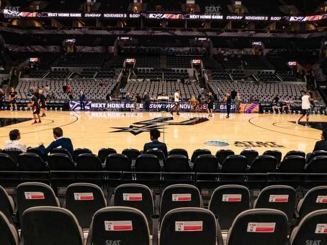 AT&T Center Charter 22 view