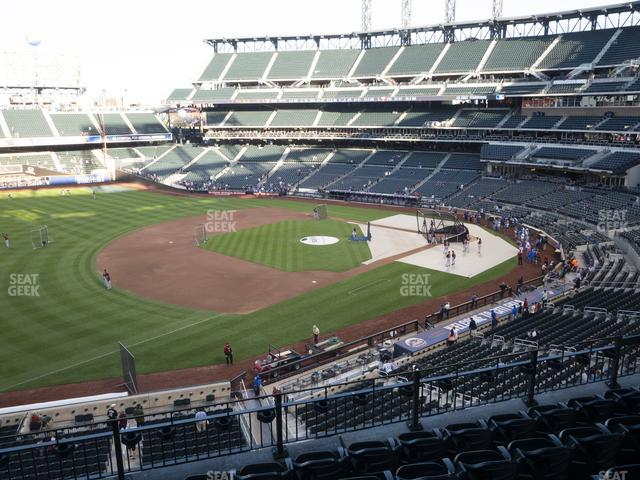Citi Field Section 330 view