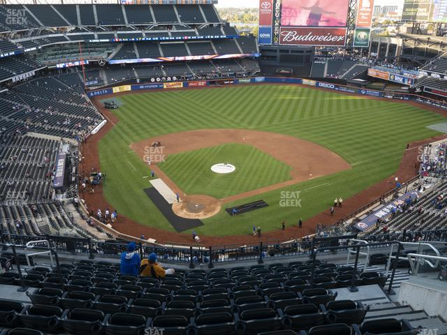 Citi Field Section 512 view