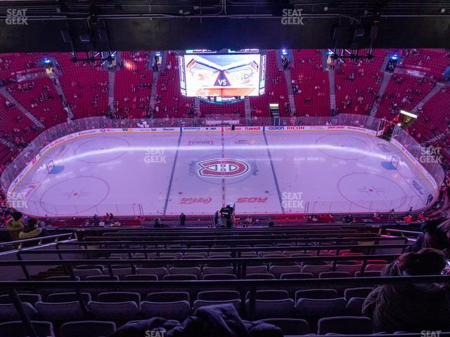 Bell Centre Section 401 view