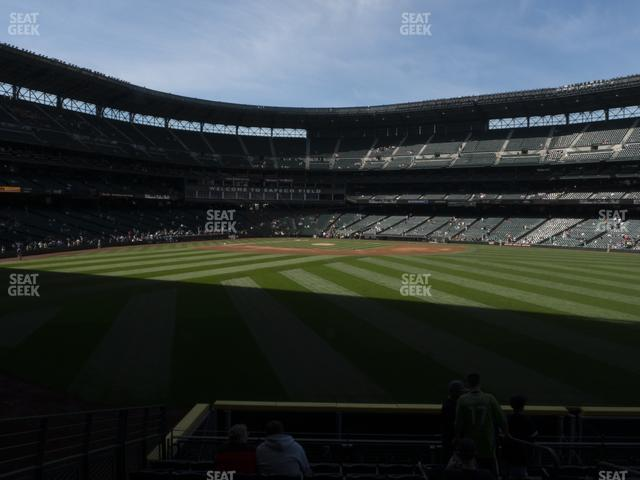 T-Mobile Park Section NA 104 view