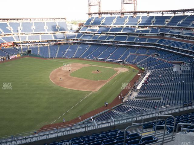 Citizens Bank Park Section 433 view