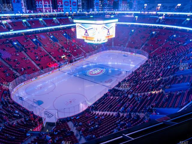 Bell Centre Section 324 view