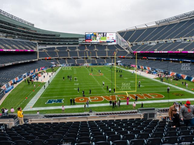 Soldier Field Section 253 view