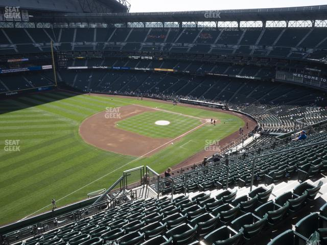 T-Mobile Park Section 345 view