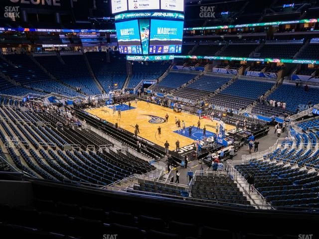 Amway Center Legends Suite B view