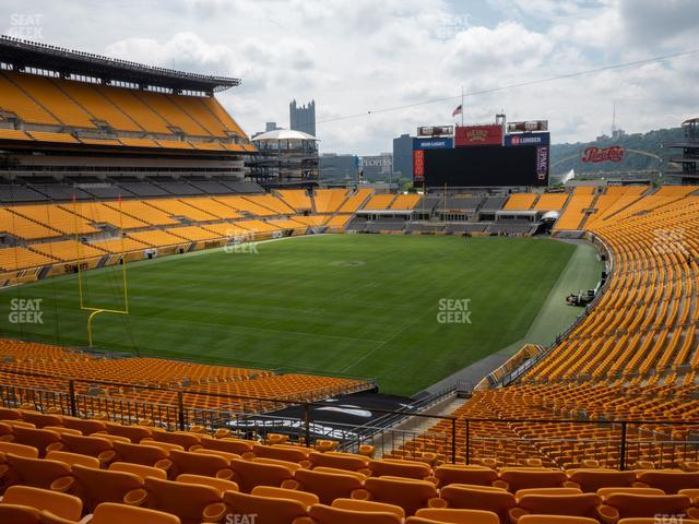 Heinz Field Section 226 view