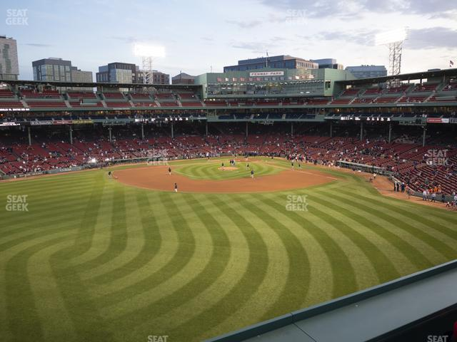 Fenway Park Green Monster 9 view
