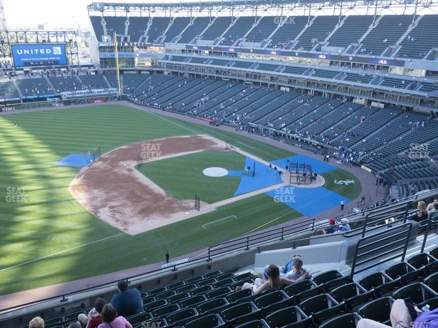 Guaranteed Rate Field Section 544 view