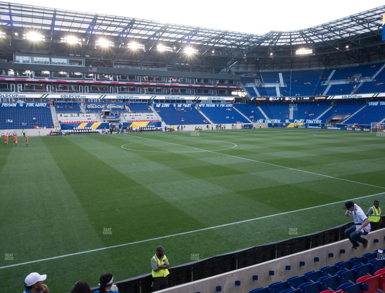 Red Bull Arena Section 127 Seat Views Seatgeek