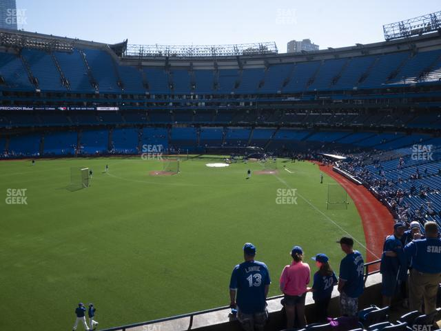Rogers Centre Section 241 R view