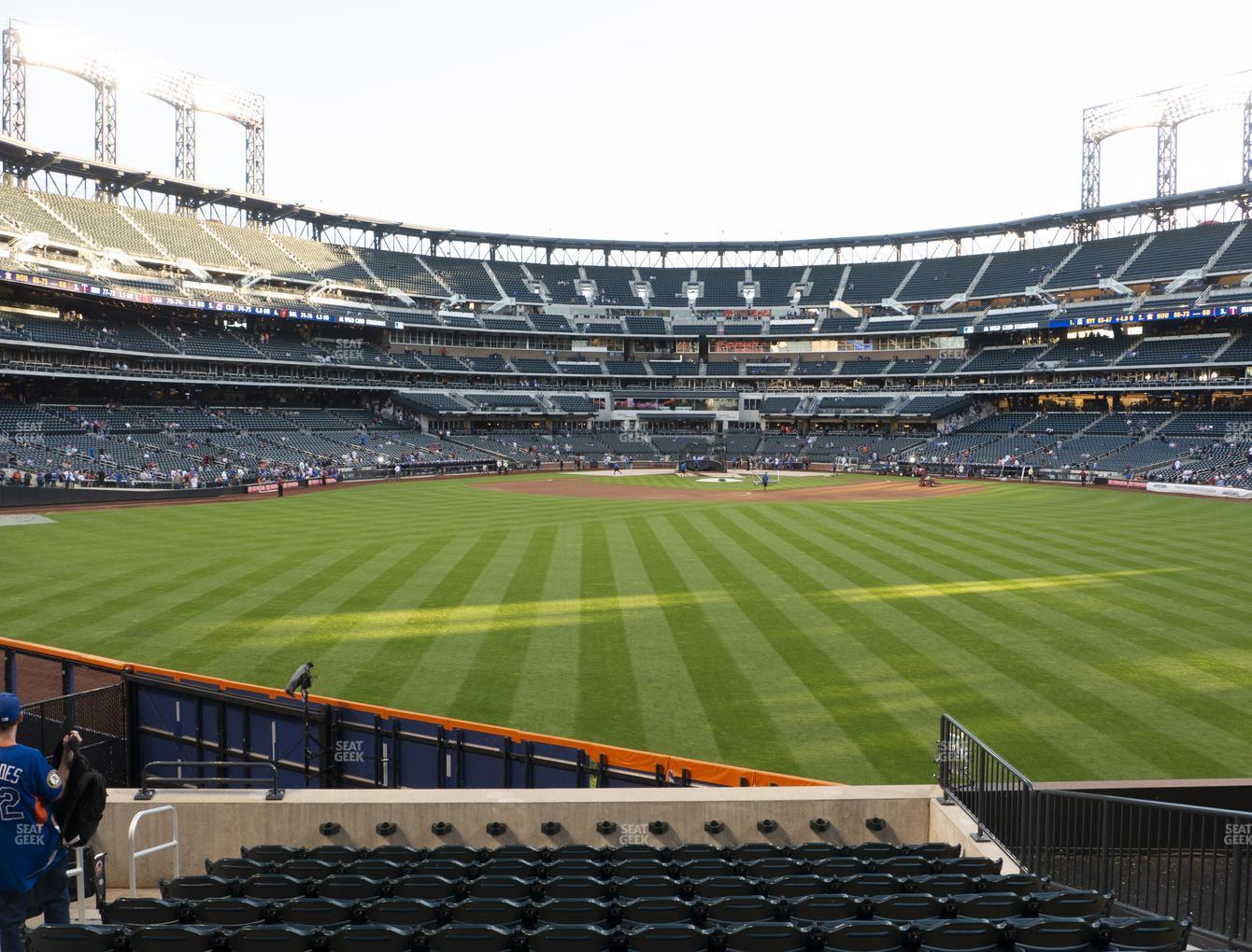 New York Mets at Citi Field Section 140 View