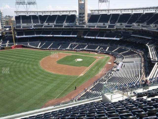 Petco Park Section 326 view
