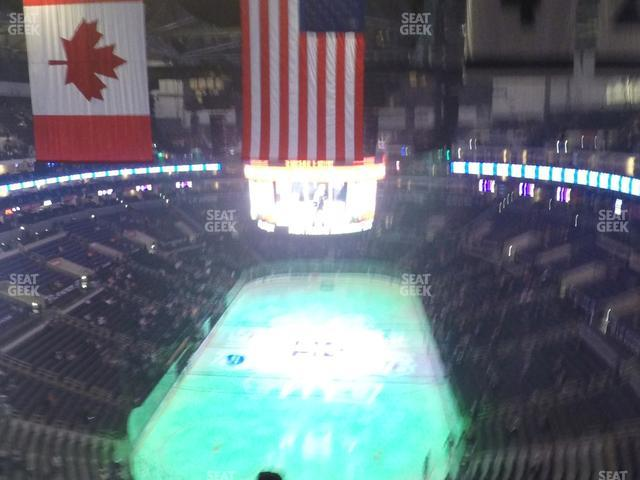 Staples Center Section 326 view