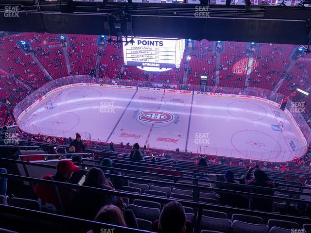 Bell Centre Section 436 view