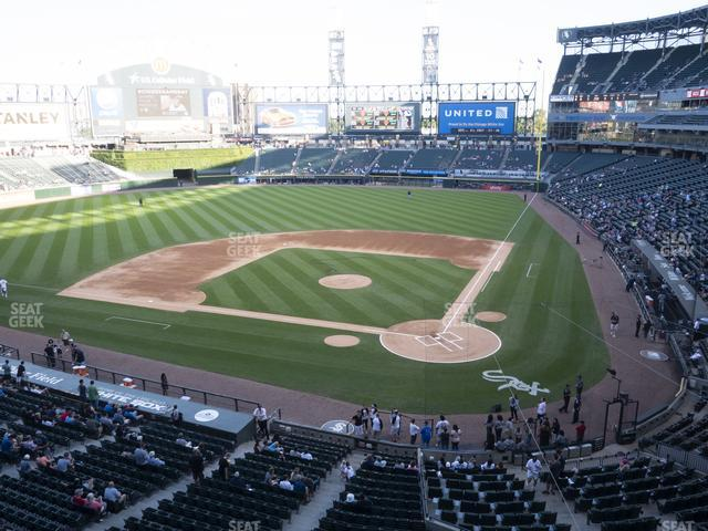Guaranteed Rate Field Section 334 view