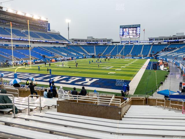 Kroger Field Section 39 view