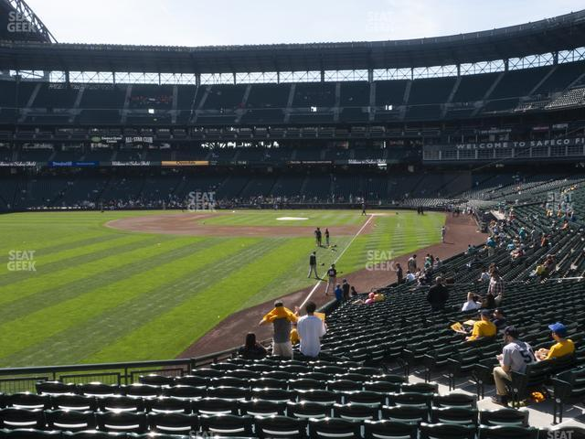 T-Mobile Park Section 150 view