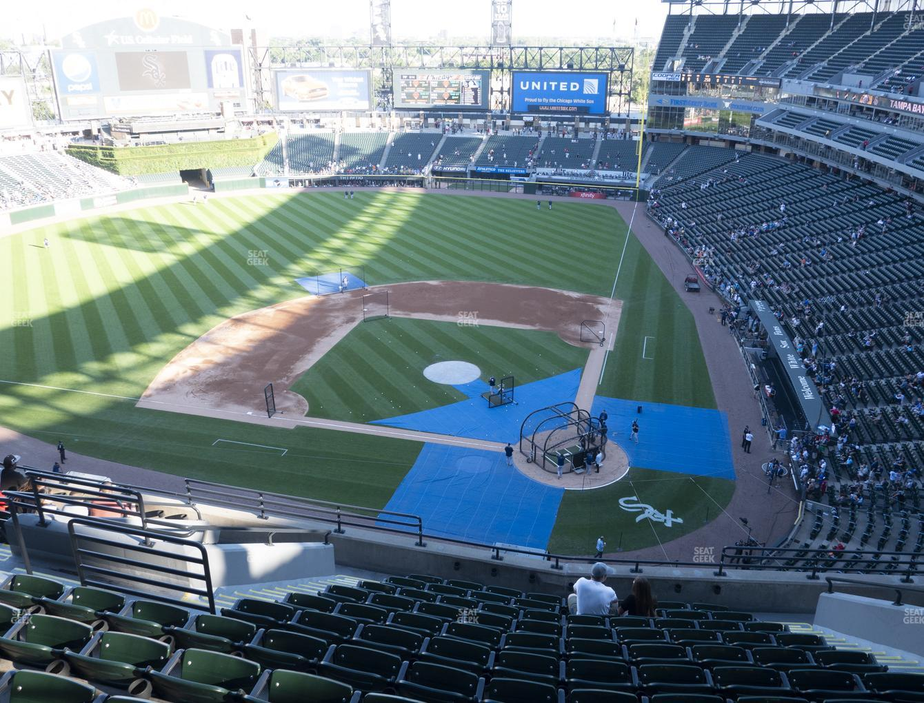 Chicago White Sox at Guaranteed Rate Field Section 536 View