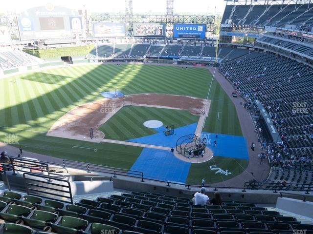 Guaranteed Rate Field Section 536 view