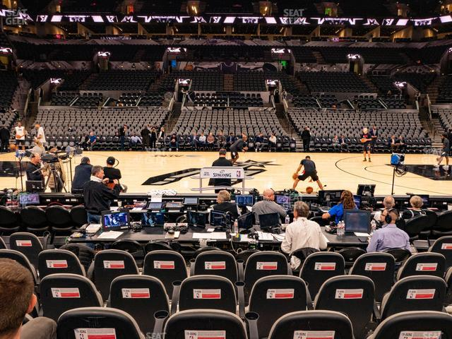 AT&T Center Charter 8 view