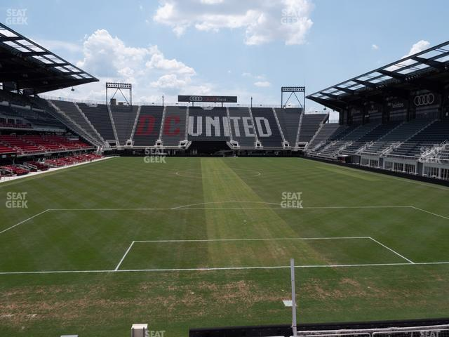 Audi Field GA Supporters 137 view
